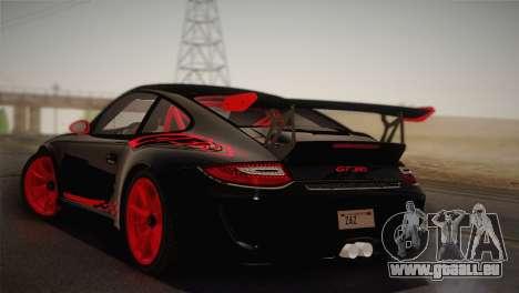 Porsche 911 GT3RSR pour GTA San Andreas laissé vue