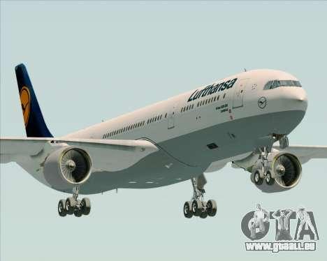 Airbus A330-300 Lufthansa für GTA San Andreas