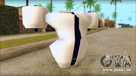 Modern Jetpack pour GTA San Andreas troisième écran