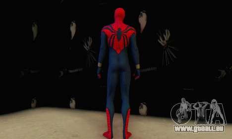 Skin The Amazing Spider Man 2 - Suit Ben Reily pour GTA San Andreas quatrième écran