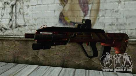 AUG A3 from PointBlank v4 pour GTA San Andreas