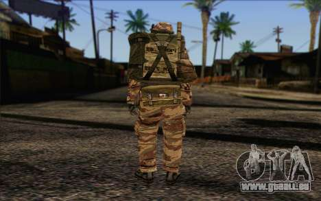 Soldaten MEK (Battlefield 2) Haut 3 für GTA San Andreas zweiten Screenshot