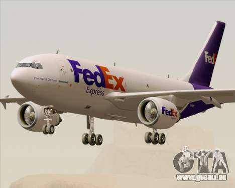 Airbus A310-300 Federal Express für GTA San Andreas