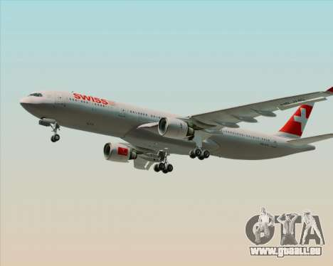 Airbus A330-300 Swiss International Air Lines für GTA San Andreas