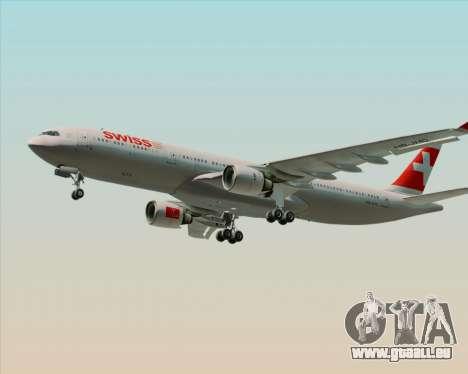 Airbus A330-300 Swiss International Air Lines pour GTA San Andreas