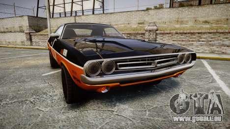 Dodge Challenger 1971 v2.2 PJ9 für GTA 4