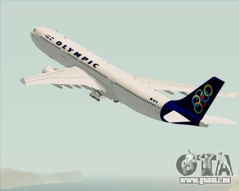 Airbus A330-300 Olympic Airlines pour GTA San Andreas