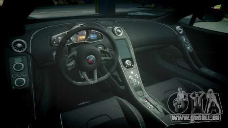 McLaren 650S Spider 2014 [EPM] Bridgestone v1 für GTA 4 Innenansicht