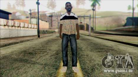 Bmost from Beta Version pour GTA San Andreas