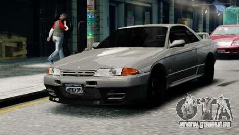 Nissan Skyline R32 GT-R pour GTA 4