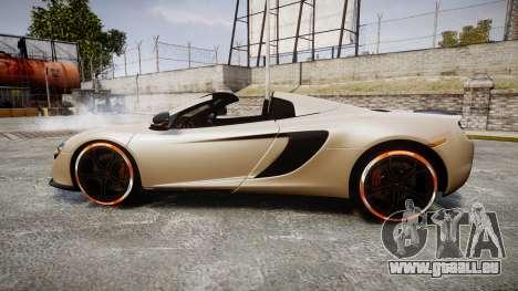 McLaren 650S Spider 2014 [EPM] Bridgestone v1 für GTA 4 linke Ansicht