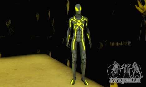 Skin The Amazing Spider Man 2 - Big Time für GTA San Andreas dritten Screenshot