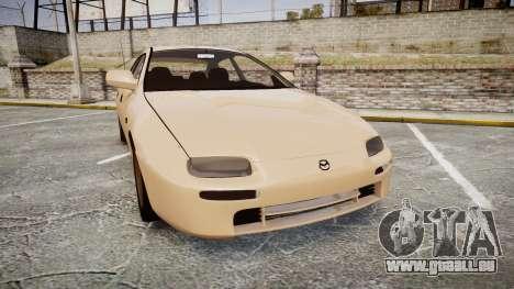 Mazda 323f 1998 für GTA 4