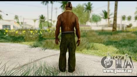 MR T Skin v1 für GTA San Andreas zweiten Screenshot