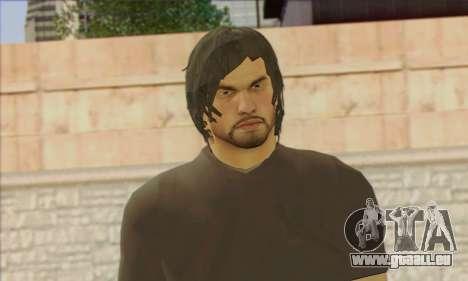 Passant (PERSONNEL) pour GTA San Andreas troisième écran