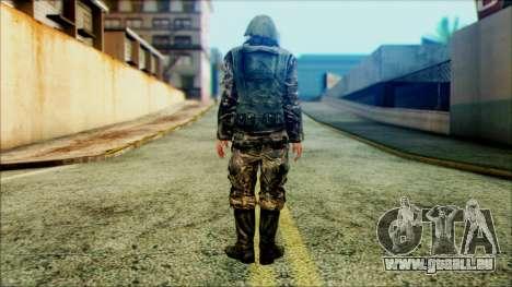 Soldat SA (WIC) für GTA San Andreas zweiten Screenshot