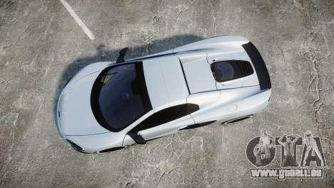 McLaren 650S Spider 2014 [EPM] KUMHO für GTA 4 rechte Ansicht
