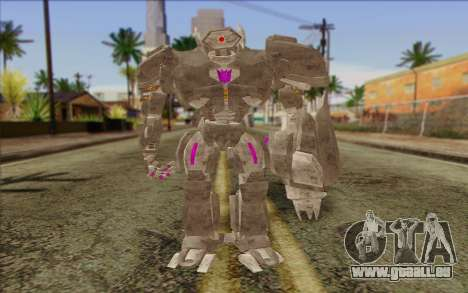 Shockwawe v2 pour GTA San Andreas