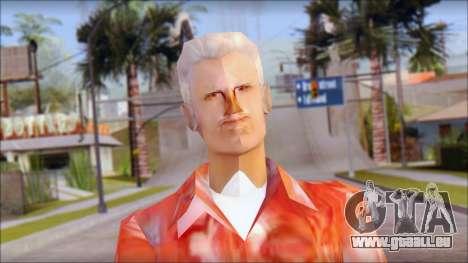 Doc with No Glasses 2015 für GTA San Andreas dritten Screenshot