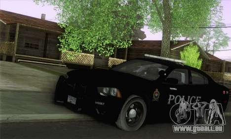 Dodge Charger ViPD 2012 für GTA San Andreas