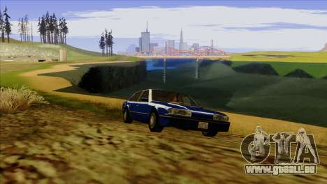 Bright ENB Series v0.1b By McSila pour GTA San Andreas neuvième écran