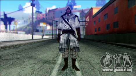 Sentinel from Assassins Creed für GTA San Andreas
