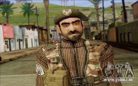 Soldaten MEK (Battlefield 2) Haut 5 für GTA San Andreas dritten Screenshot