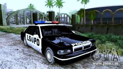 Grand ENB pour la Faiblesse du PC pour GTA San Andreas deuxième écran