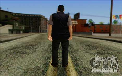Introduction Mobster für GTA San Andreas zweiten Screenshot