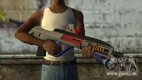 AUG A3 from PointBlank v6 für GTA San Andreas dritten Screenshot