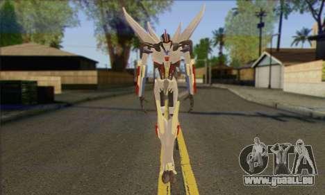 Starscrim from Transformers Prime pour GTA San Andreas