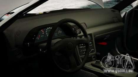 Nissan Skyline R32 GT-R pour GTA 4 est un droit