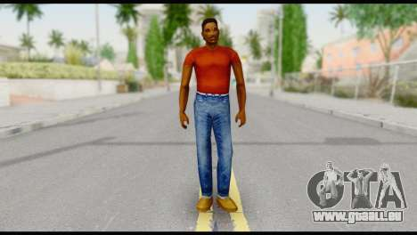 Lance no Glasses Casual pour GTA San Andreas
