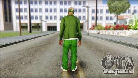 New CJ v3 für GTA San Andreas zweiten Screenshot