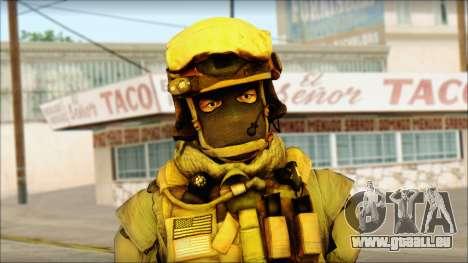 Support from BF4 pour GTA San Andreas troisième écran