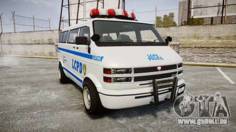 GTA V Bravado Youga LCPD pour GTA 4