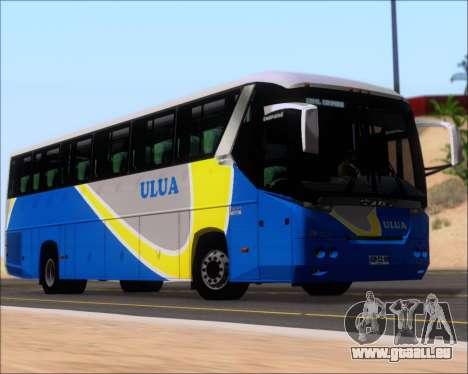 Comil Campione Ulua Scania K420 für GTA San Andreas Innenansicht