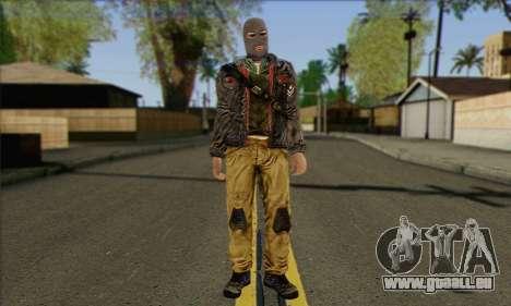 Arctic Avenger (Tactical Intervention) v1 pour GTA San Andreas