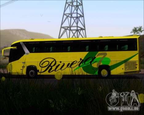 Comil Campione 3.45 Scania K420 Rivera für GTA San Andreas Seitenansicht