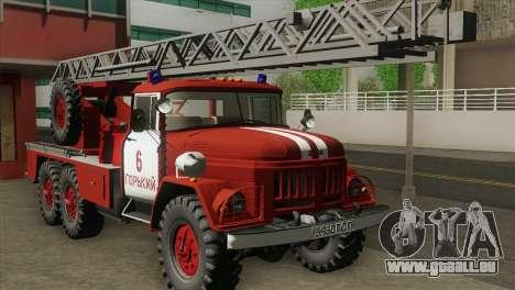 ZIL 131 - AL pour GTA San Andreas