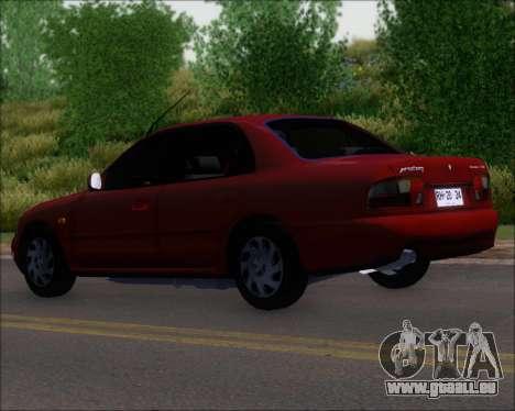 Proton Persona 1996 1.5 Gli pour GTA San Andreas vue de droite