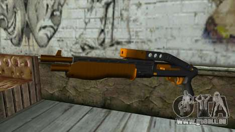 Nitro Shotgun v2 pour GTA San Andreas