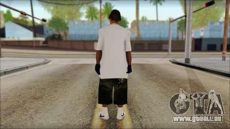 Afro - Seville Playaz Settlement Skin v1 pour GTA San Andreas deuxième écran
