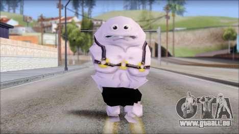 Ahguy from Sponge Bob pour GTA San Andreas