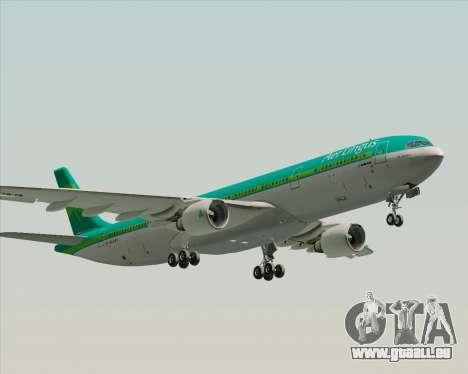Airbus A330-300 Aer Lingus für GTA San Andreas Motor