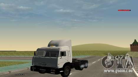 KamAZ-54115 für GTA San Andreas