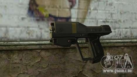 Halo Reach M6G Magnum für GTA San Andreas