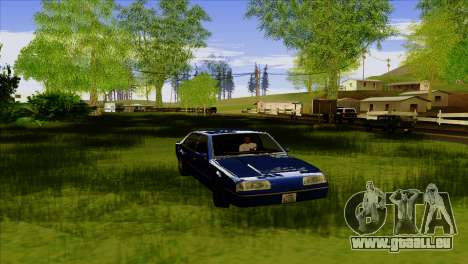 Bright ENB Series v0.1b By McSila pour GTA San Andreas septième écran