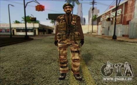Soldaten MEK (Battlefield 2) Haut 5 für GTA San Andreas