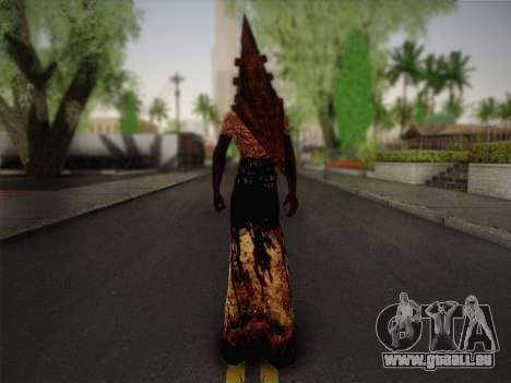Pyramid Head From Silent Hill: Homecoming pour GTA San Andreas